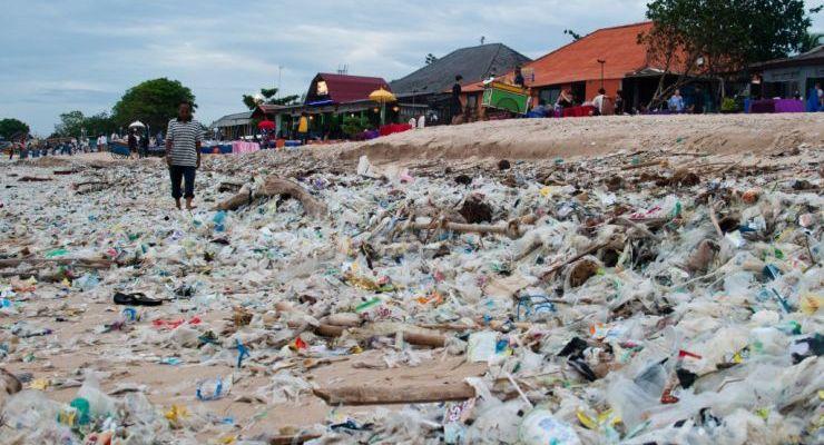Bali Bans Plastic as Indonesia Moves Towards Tackling Marine Pollution