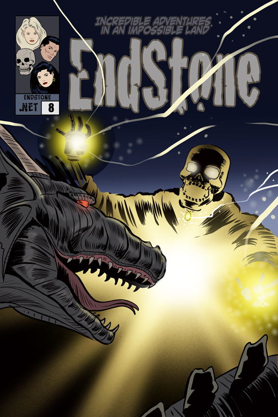 Issue 8 Cover