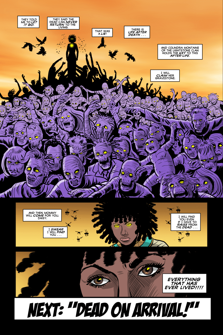 14.45 Endstone Fantasy Webcomic Comics