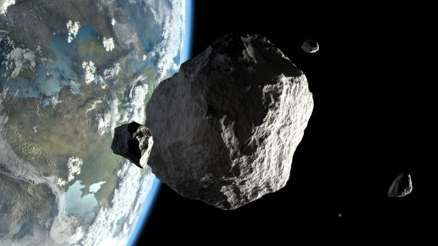 Asteroid bigger than Eiffel Tower and more powerful than Hiroshima hurtling near Earth