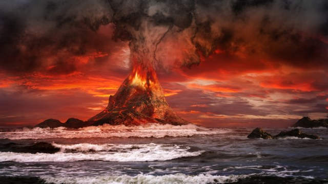 """Volcanologist has predicted which """"restless"""" volcanoes along the Ring of Fire could erupt in 2020"""