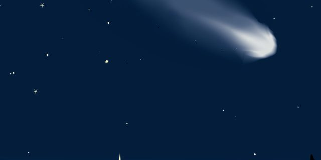 Interstellar Comet will arrive at its closest approach to earth on December 28th