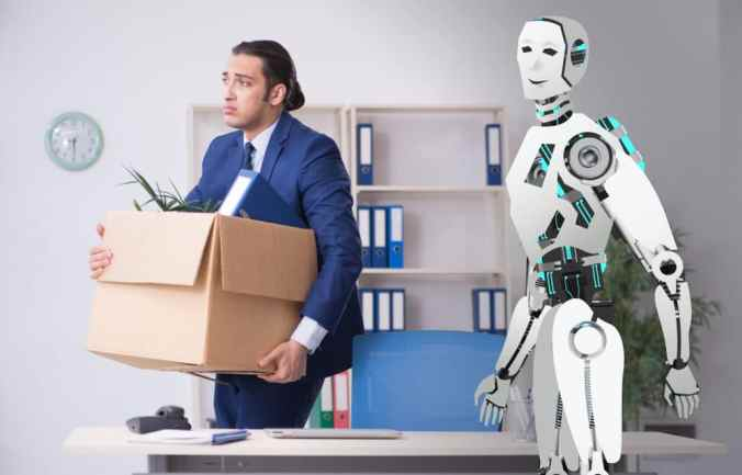 Robots ready to replace Americans who have lost their jobs amid pandemic