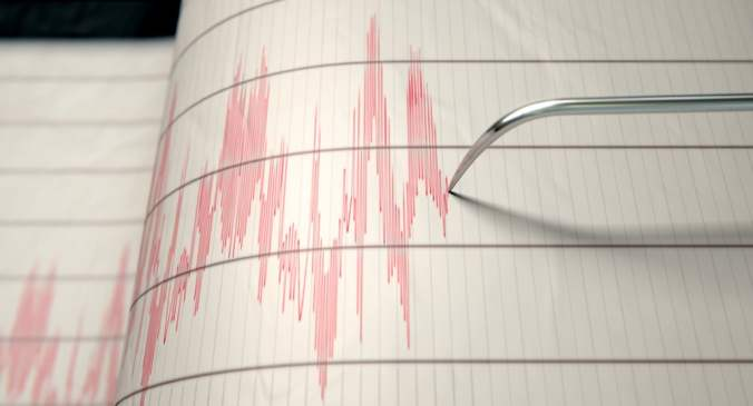 5.5 magnitude earthquake shakes Nevada and California…