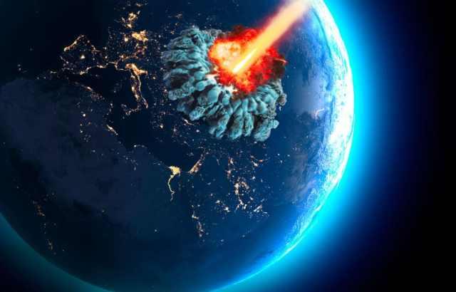 "NASA set to simulate ""tabletop exercise"" asteroid collision impact scenario"