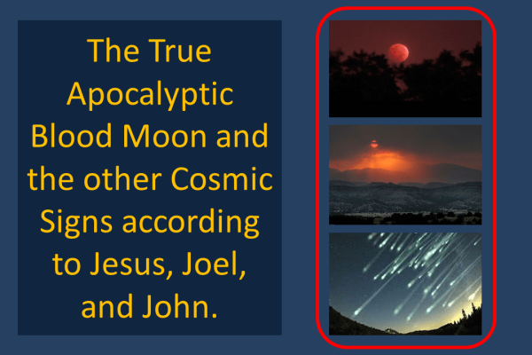The True Blood Moon Prophecy