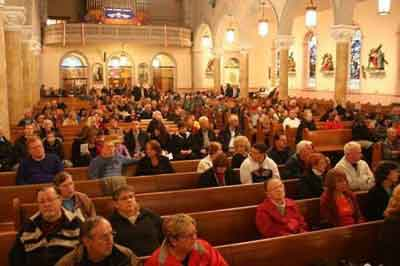 church attendence is must