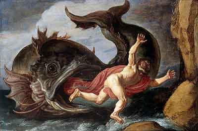 Jonah and the Whale Bible verse Jonah 1:1-17