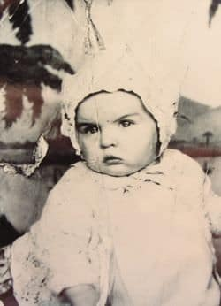 Sharon Rose Branham Is Born: