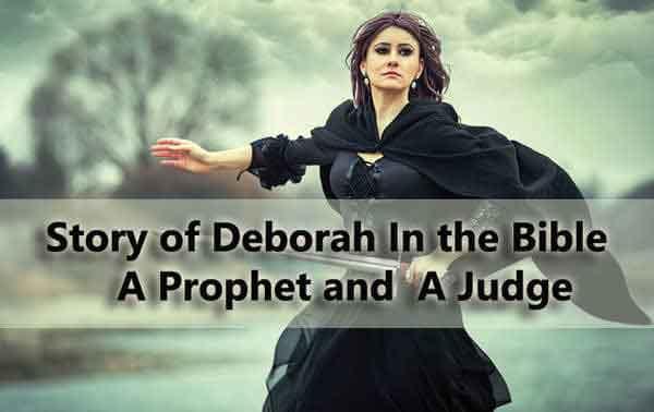 Story of Deborah in the bible