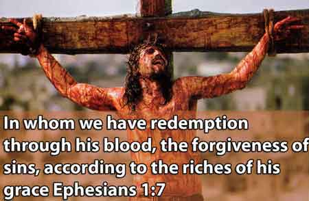 Pleading the Blood of Jesus Scriptures
