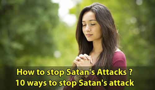 stop satan works
