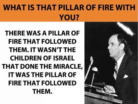 pillar of fire branham