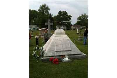 William Branham Graveyard