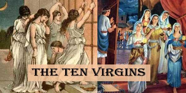 the ten virgins in the bible