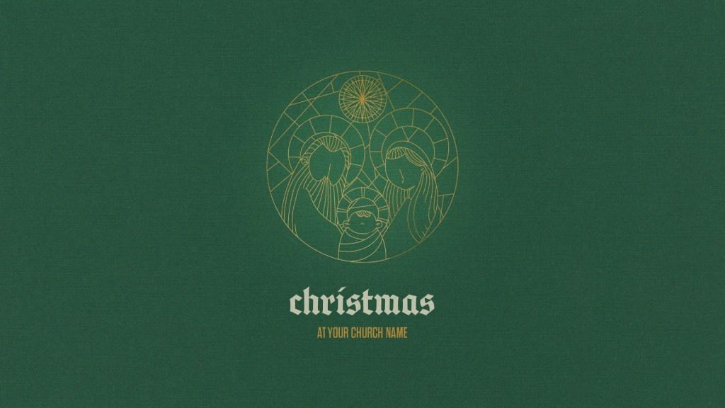 Christmas Nativity Series