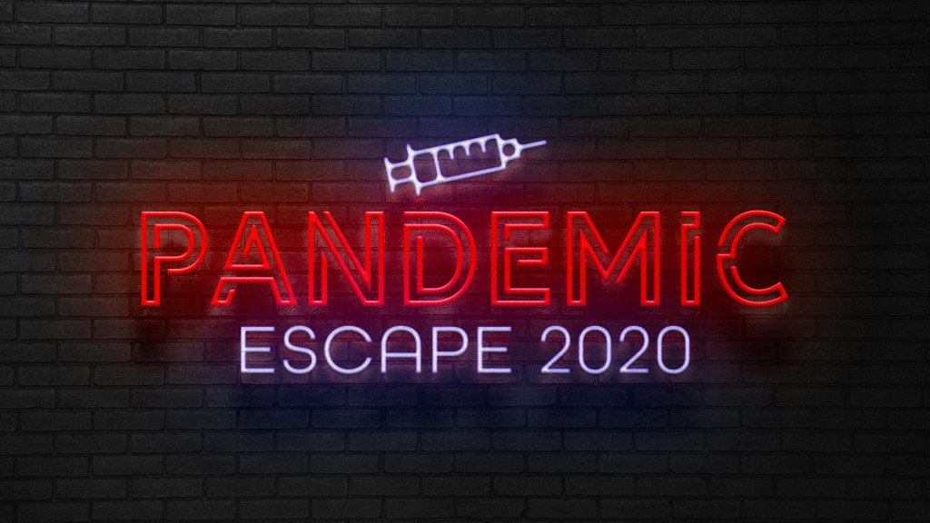 Pandemic Escape Youth Group Activity