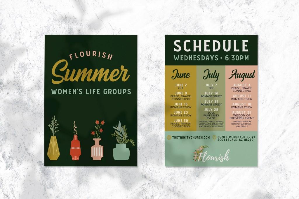 Summer Groups Invite