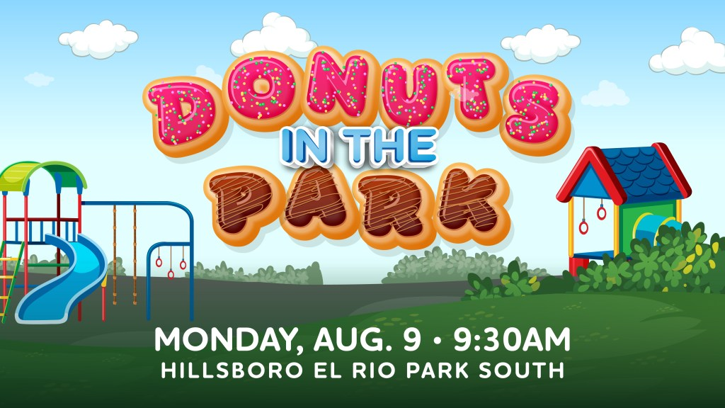 Donut In The Park Screen