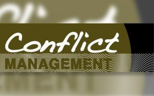 Conflict Management | Ven. Dr. Endurance Otobrise