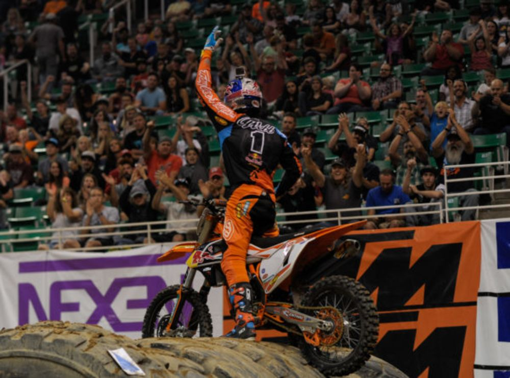 Cody Webb Takes Salt Lake City EnduroCross Win - Haaker and Brown fill out the podium-media-1