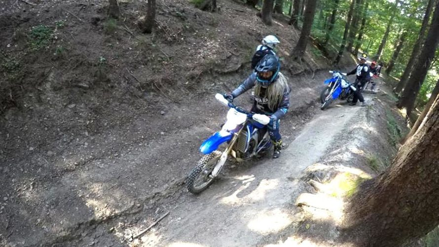 ADV Rider Features EnduRo Escape Tours!
