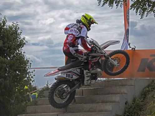 Bernhard Quittere enduroXcup2015_Treppe