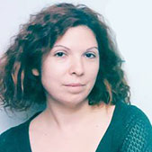 Cristina Moreno, Terapeuta Gestalt y Periodista