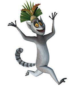 Rey Julien (Madagascar)