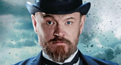 Profesor Moriarty (Sherlock Holmes) 2009