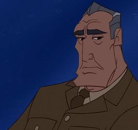 Comandante Tiberius (Atlantis)