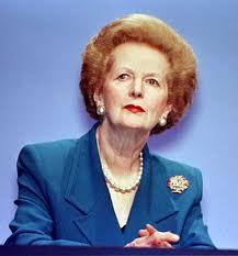 Margaret Thatcher