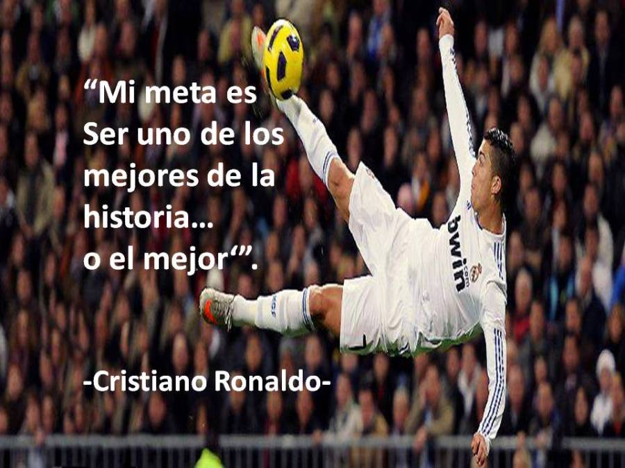 análisis psicológico de Cristiano Ronaldo