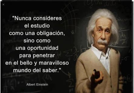 Albert Einstein psicología