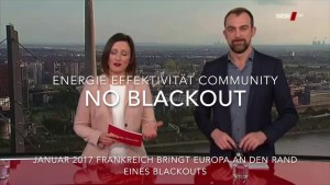 Blackout Frankreich