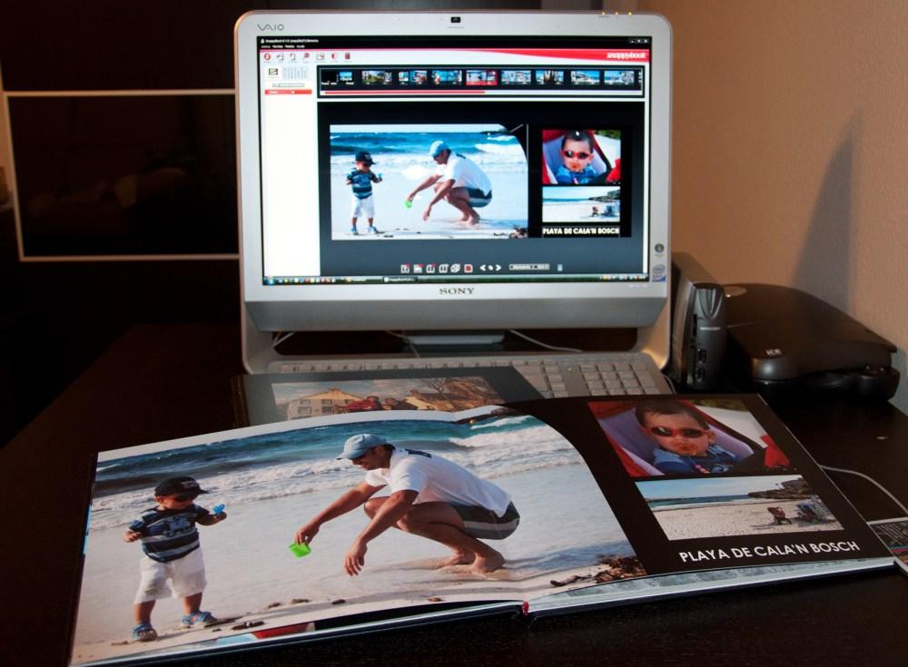 Libros fotográficos SnappyBook (4/6)