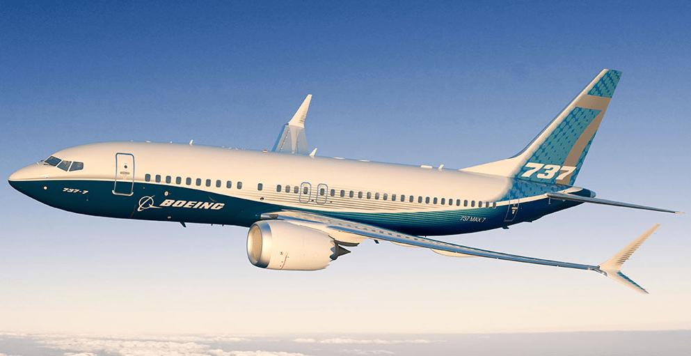 Resultado de imagen para Boeing 737 max 7