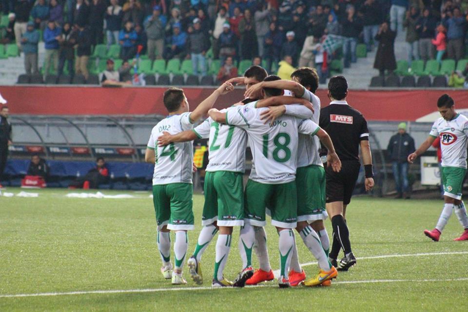 Puerto Montt se mete en post temporada tras vencer a Curicó