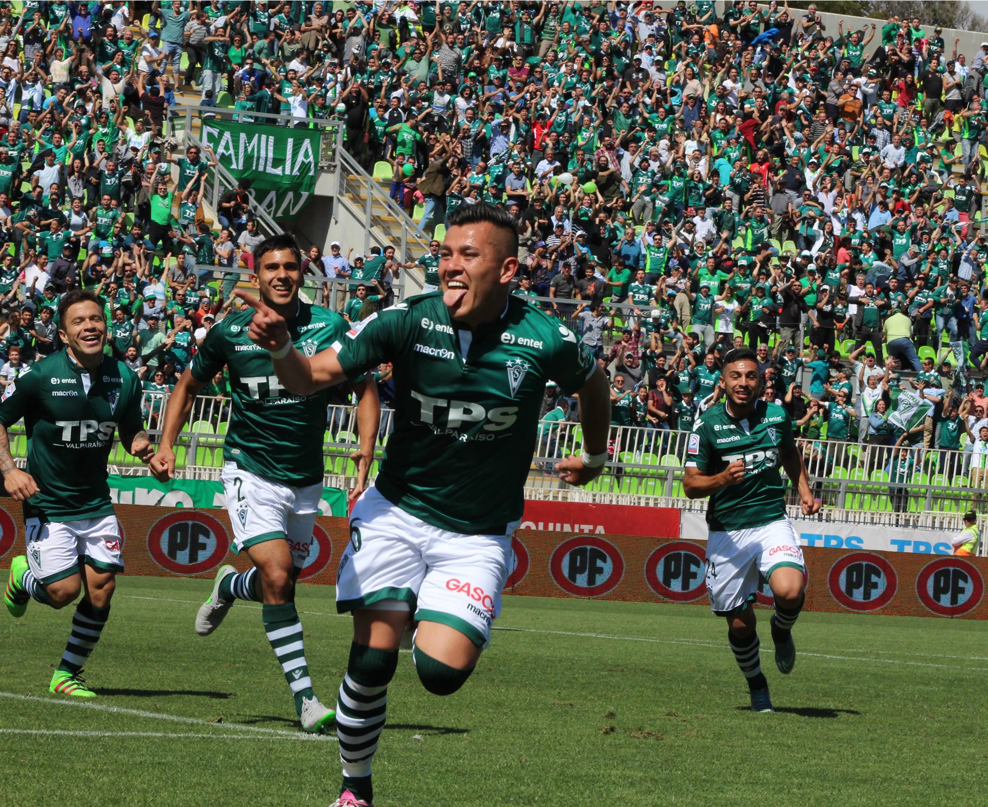 Galería de fotos: Santiago Wanderers vs Universidad de Chile