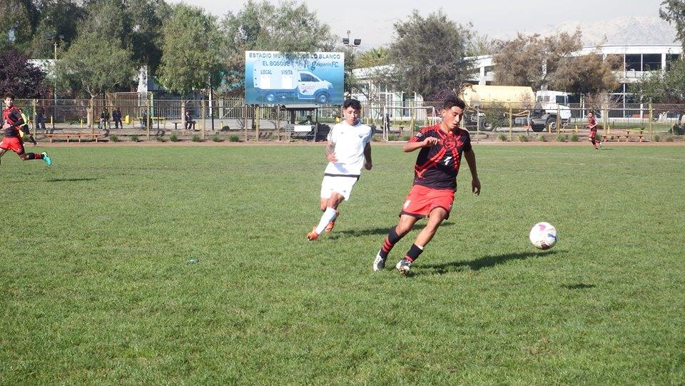 Galería de fotos: Gasparín vs Deportes Recoleta