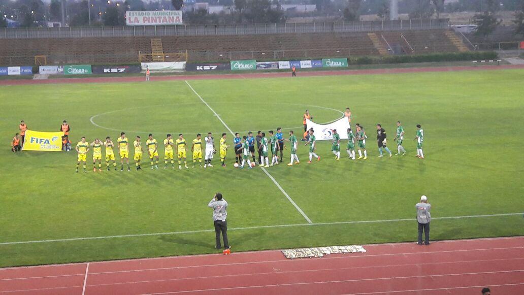 Deportes Pintana vuelve a la senda del triunfo tras derrotar a Trasandino