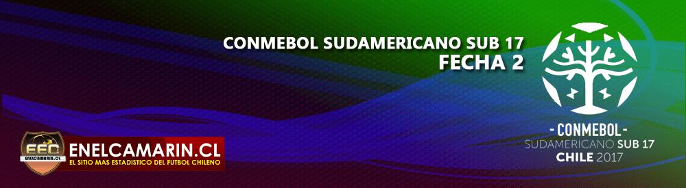 Finalizado: Chile U-17 1-1 Colombia U-17