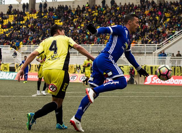 Galería de fotos: San Luis vs Universidad de Chile