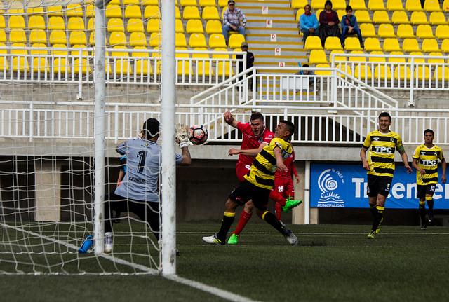 Galería de fotos: Unión La Calera vs Coquimbo Unido