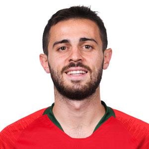 10. Bernardo Silva