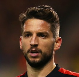14. Dries Mertens