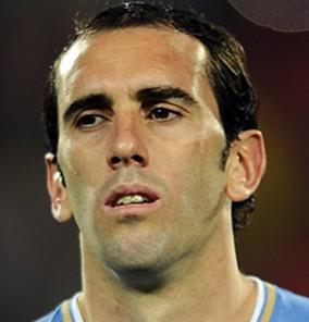 3. Diego Godín