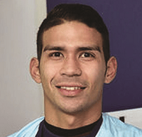 8. Diego Bejarano