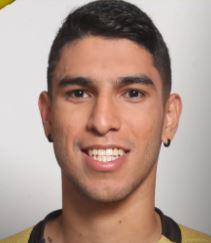9. Andrés Montero (VEN)