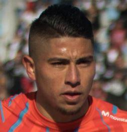 1. Brayan Cortés